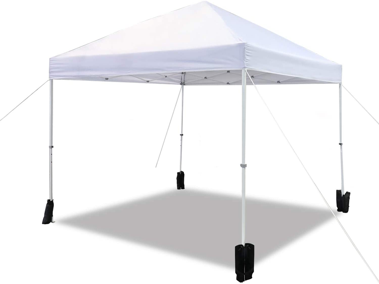 AmazonBasics Outdoor Classic Pop Up Canopy