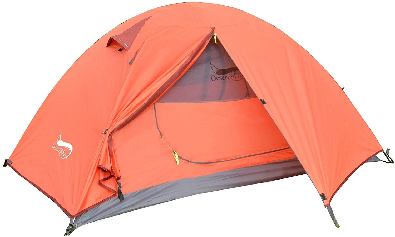 DESERT & FOX Backpacking Camping Tent