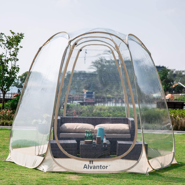 Alvantor Winter Screen House Room Camping Tent Canopy