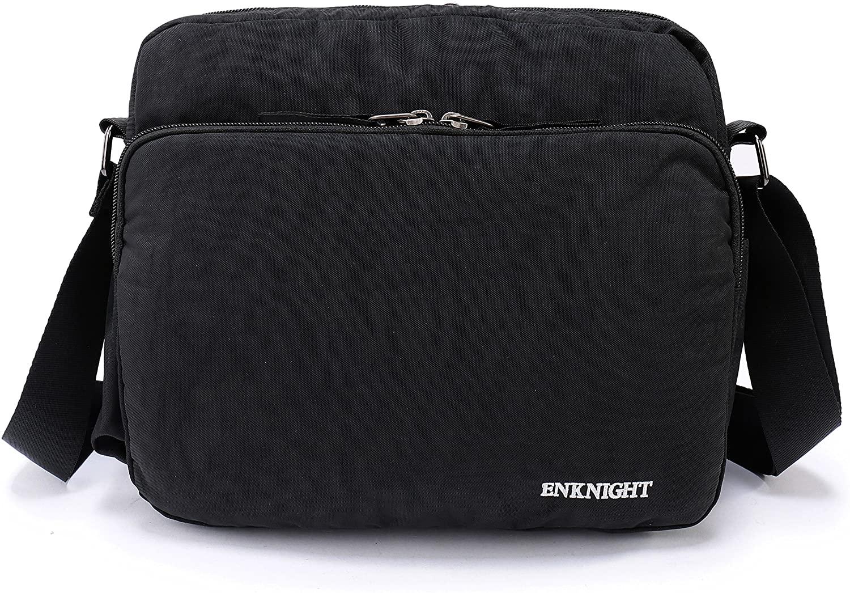 ENKNIGHT RFID Travel Crossbody Bag