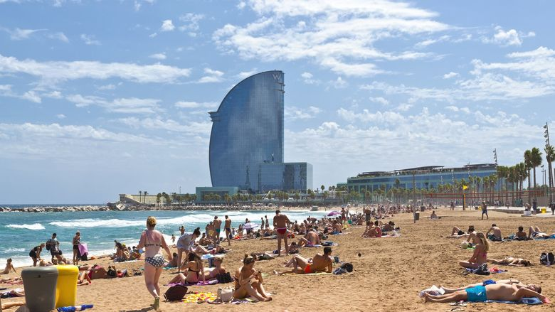 Barceloneta - Best Areas to Stay in Barcelona