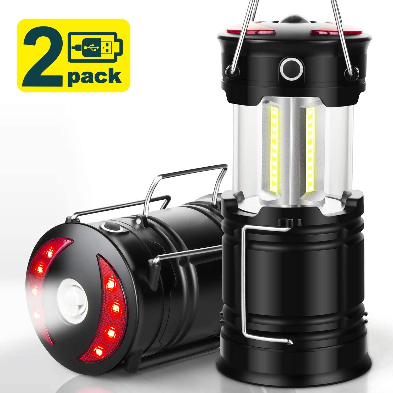 EZORKAS Rechargeable Lantern