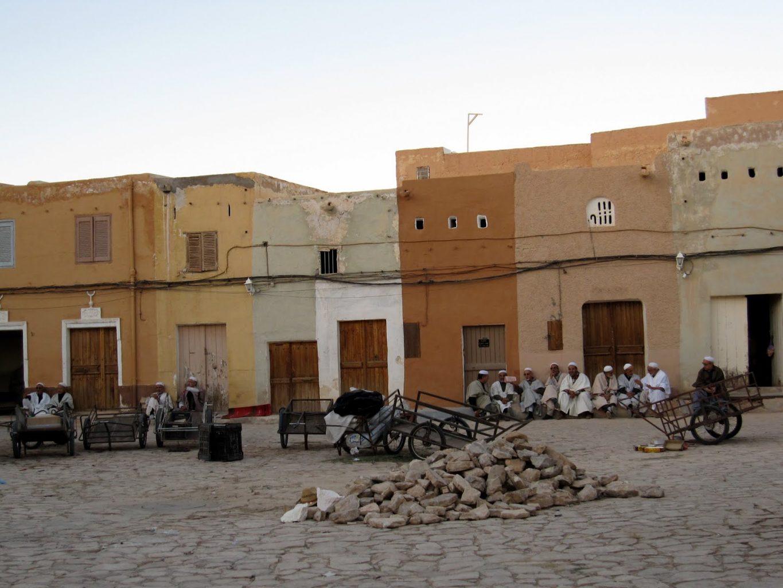 Clay Palace, Ghardaia