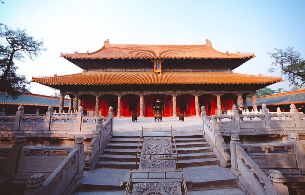 Three Confucius Sites