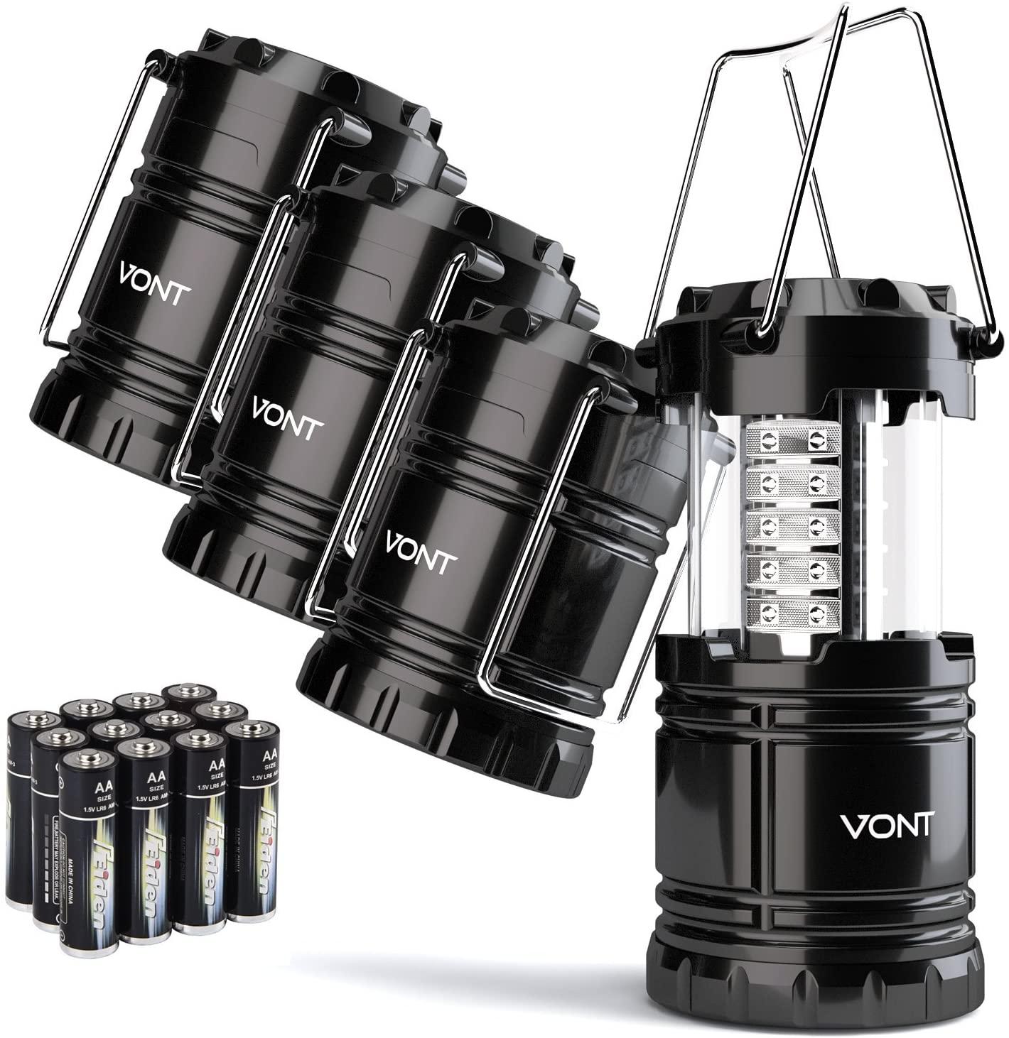 Vont LED Lantern