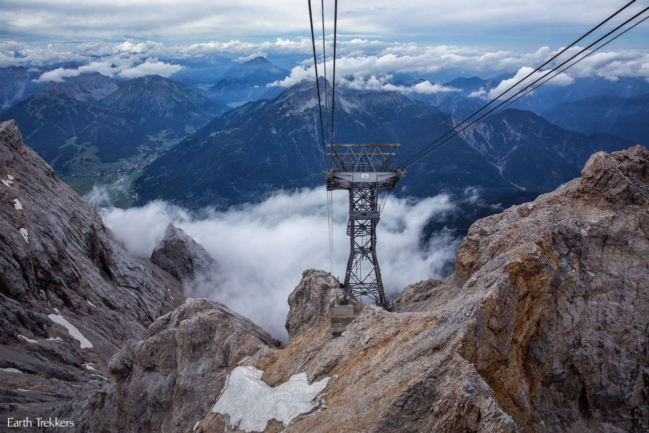 Zugspitze Massif