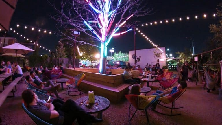fun things to do in Houston at night