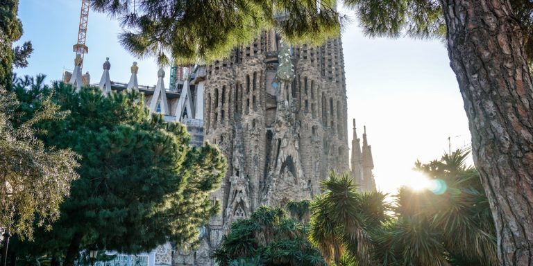 Top 8 Barcelona Architecture