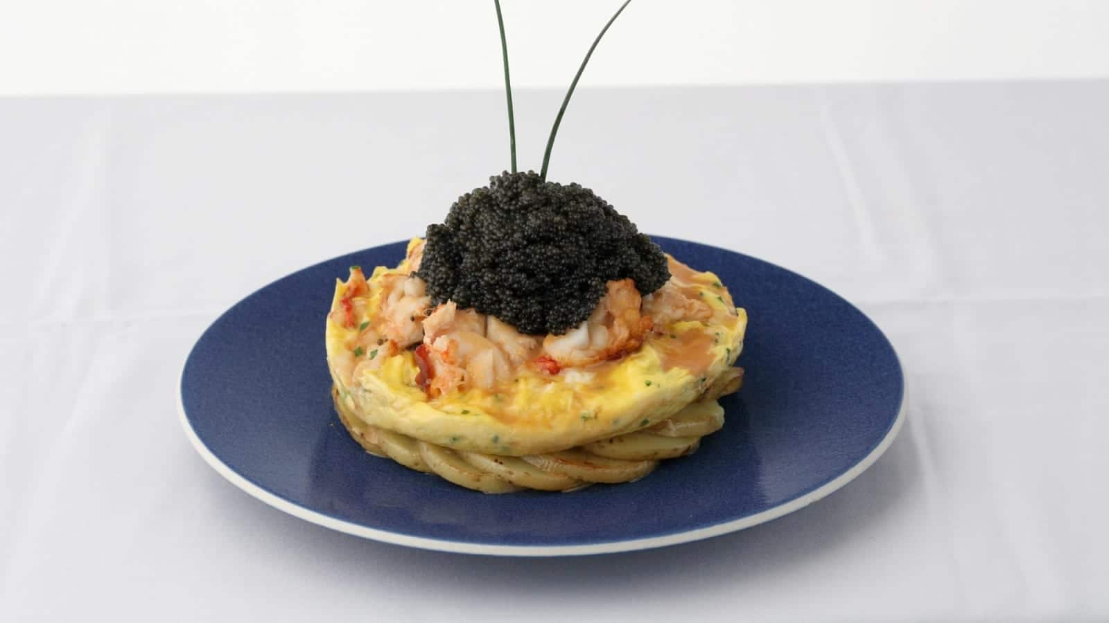 Zillion Dollar Lobster Omelet - Most Expensive Food in the World