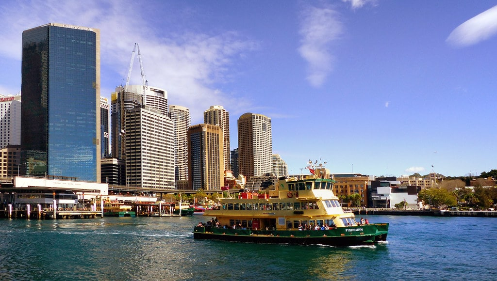 The Rocks and Circular Quay