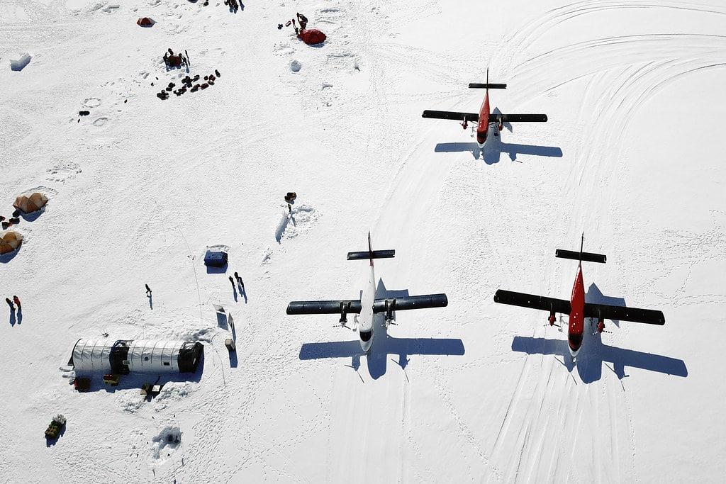 Trek the Antarctic Basecamp