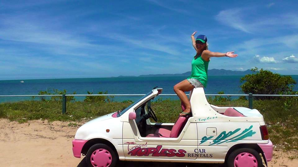 Barbie Cars in Townsville