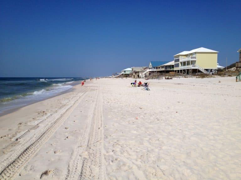 Fort Morgan Beach