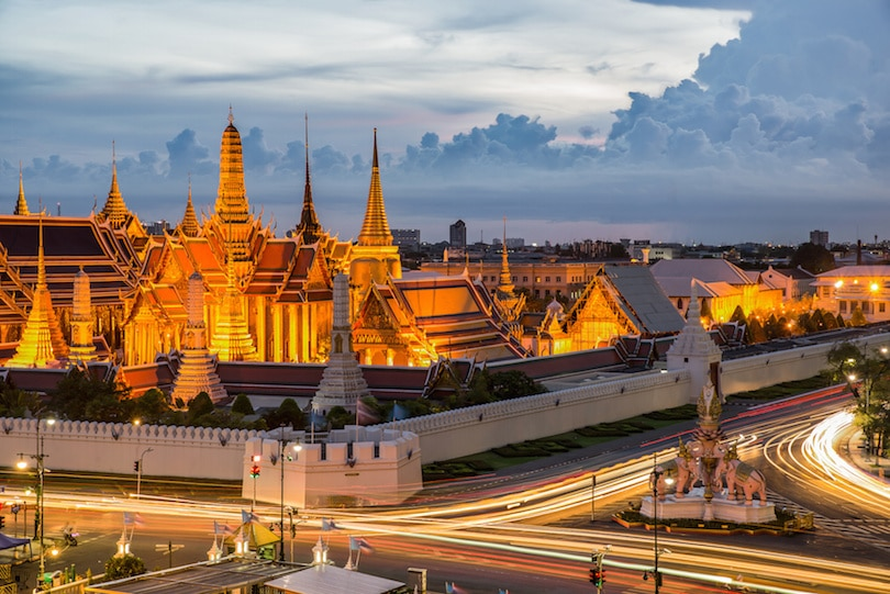 how much does a vacation cost in Thailand