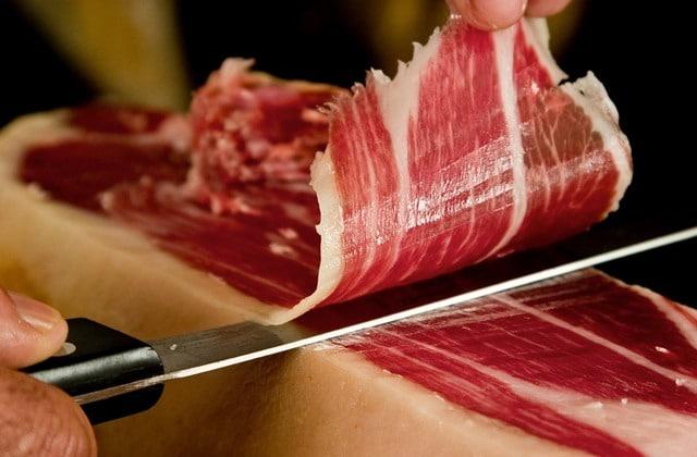 Dry-Cured Iberian Ham