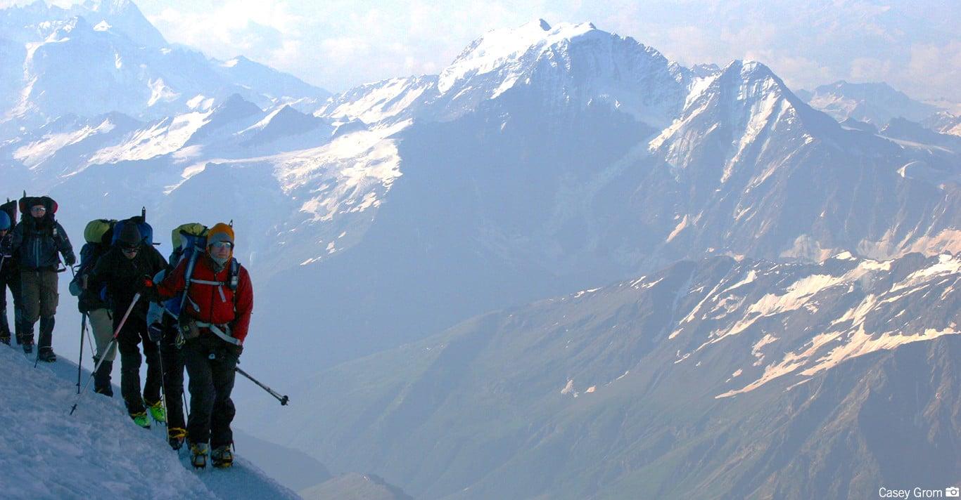 dangers of climbing Mt Elbrus