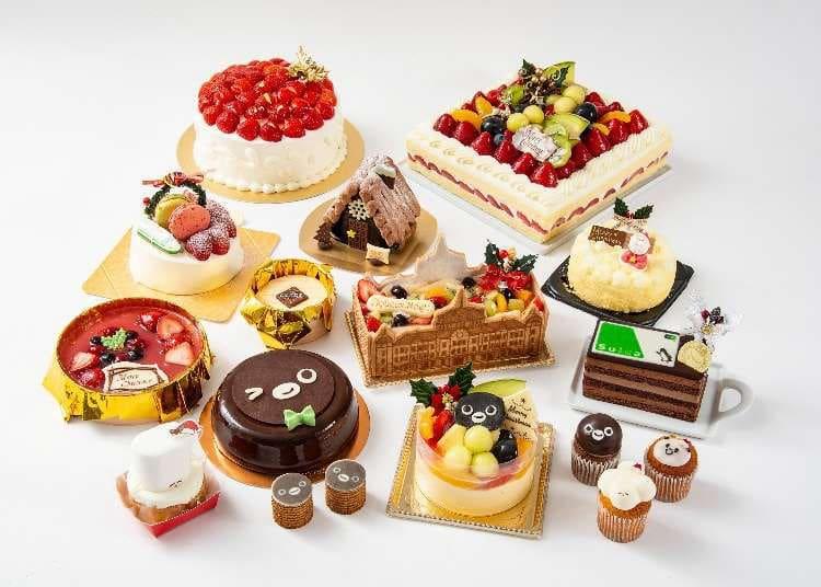 Christmas Cake Of Tokyo