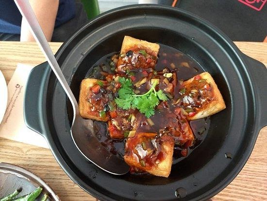 Stinky Tofu (Hong Kong)
