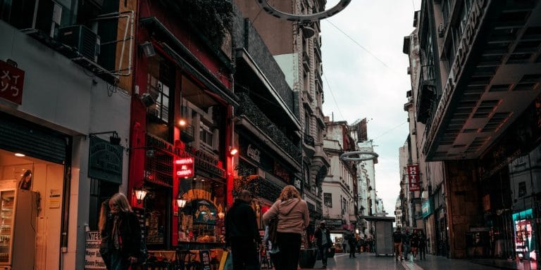 Nightclubs in Buenos Aires