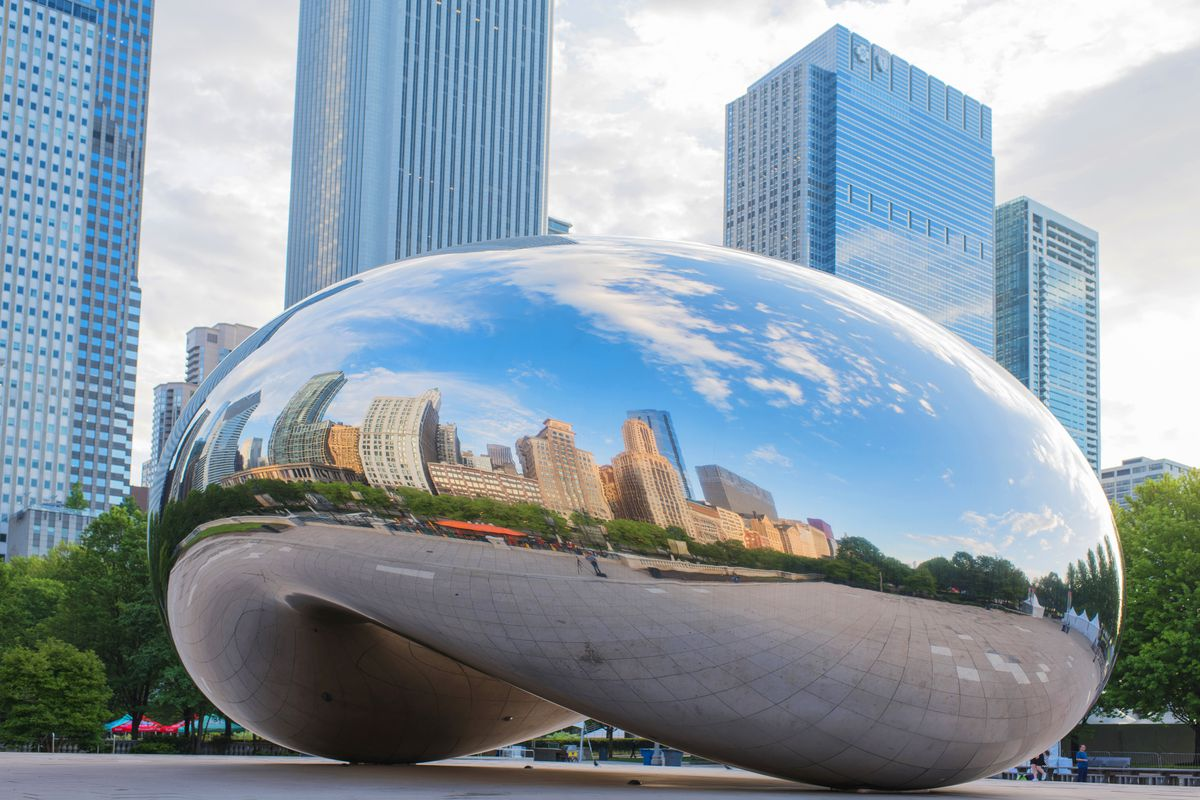 visit The Bean on your next Chicago vacation