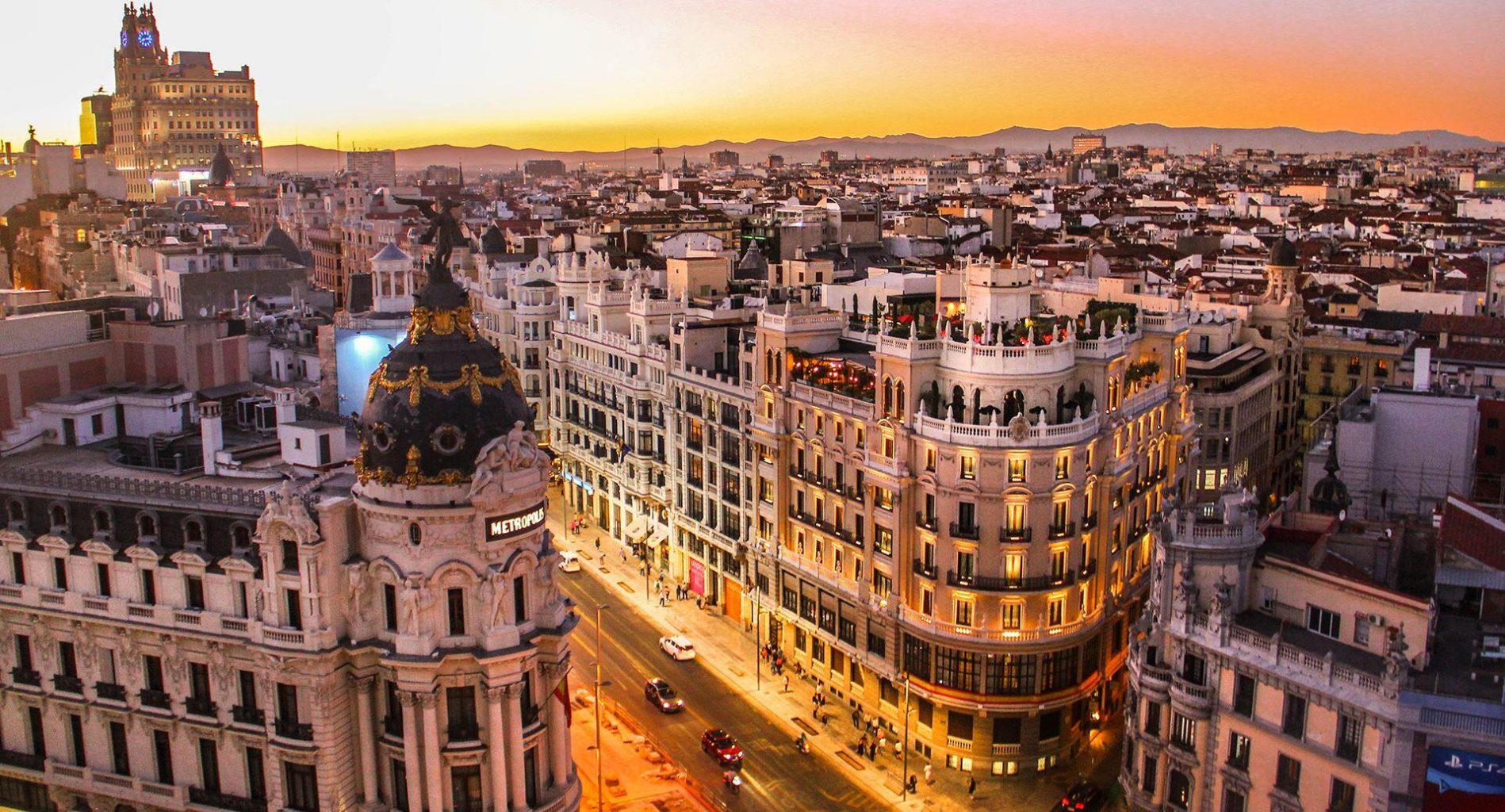 what is Spain famous for