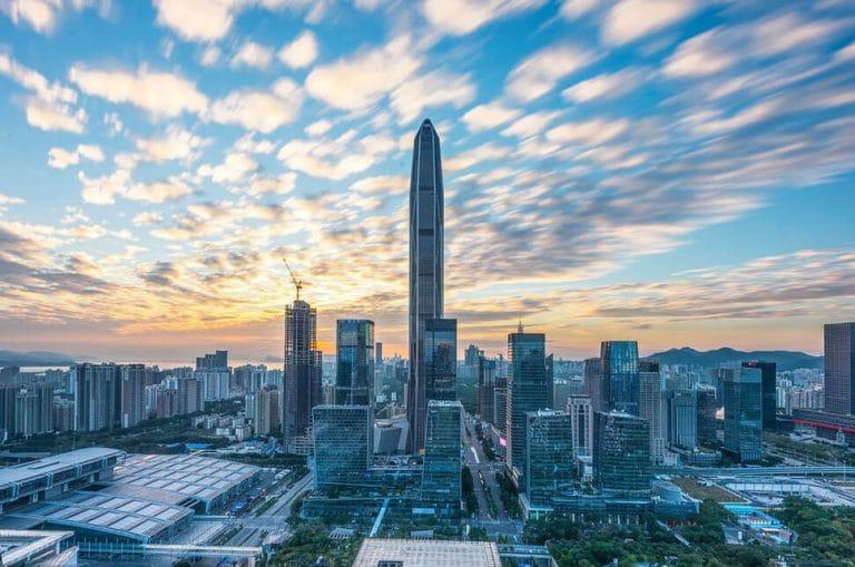 Shenzhen climate