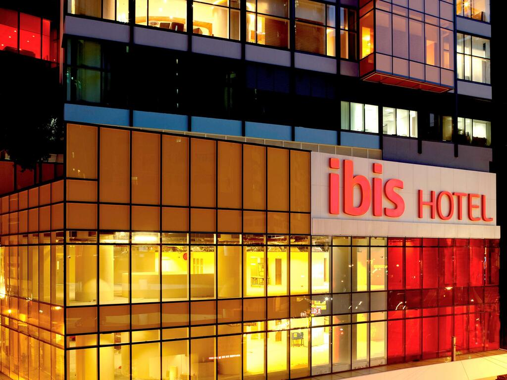 best place to stay in Hong Kong - Ibis Hotel