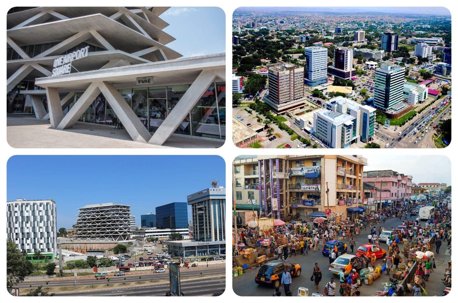 cost of living in Ghana